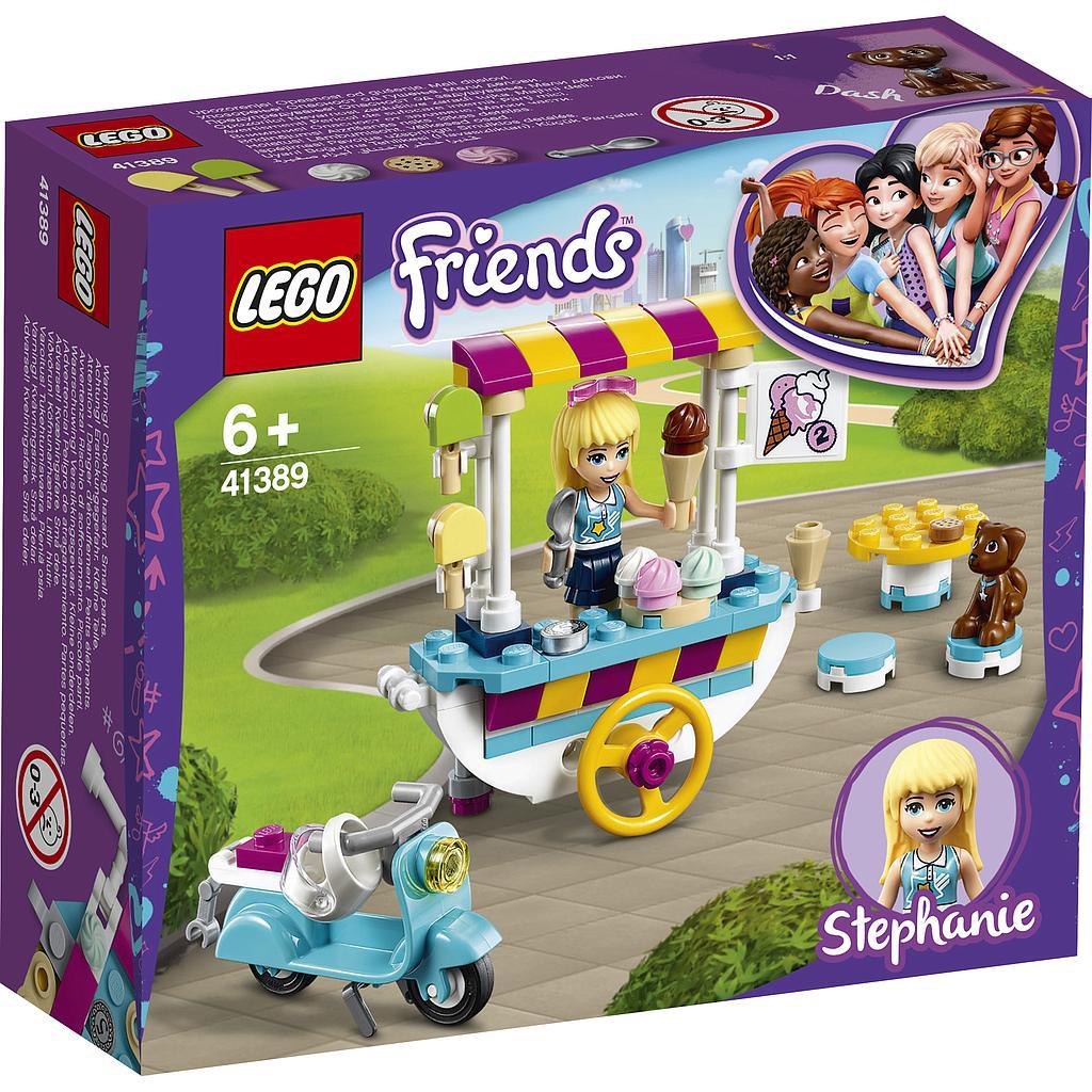 LEGO Friends Jäätisekäru