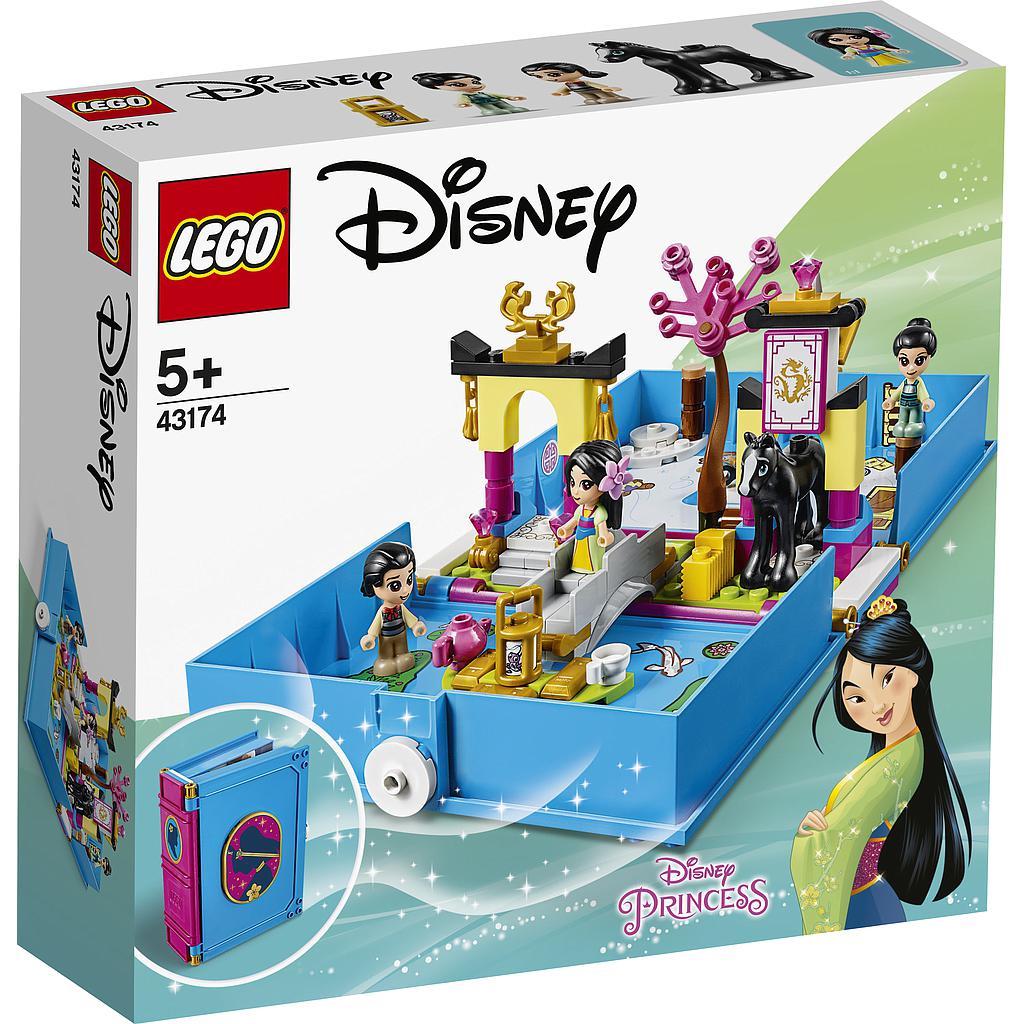 LEGO Disney Princess Mulani ju..