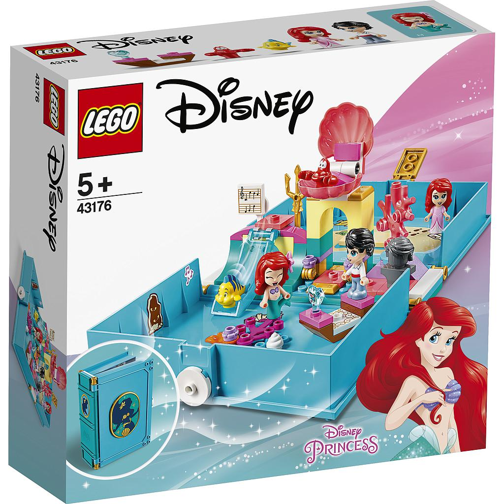 LEGO Disney Princess Arieli ju..