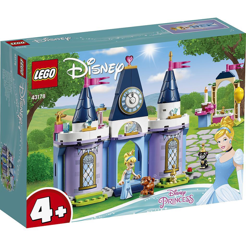 LEGO Disney Princess Pidustused Tuhkatriinu lossis