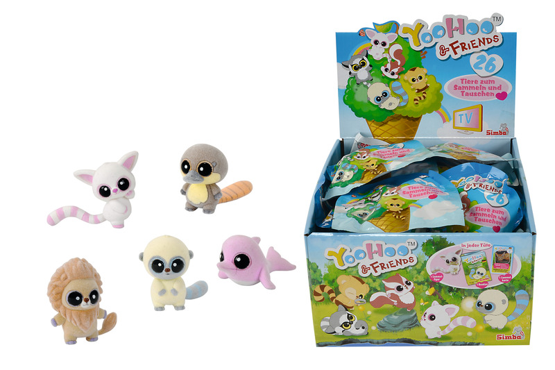 Simba üllatuspakk Yoohoo & sõbrad