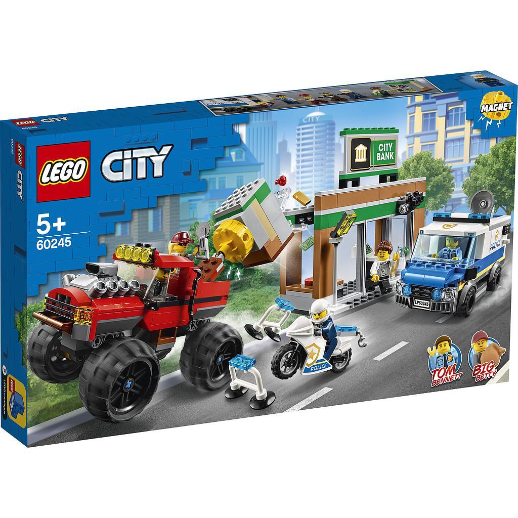 LEGO City Politsei hiigelveoki rööv