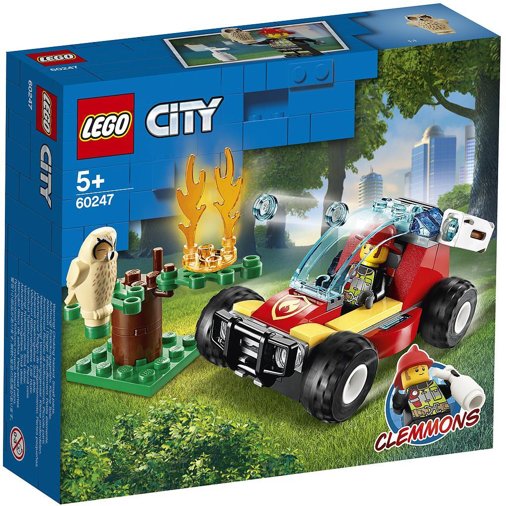 LEGO City Metsatulekahju