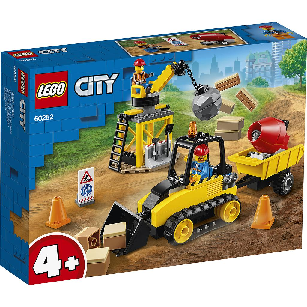 LEGO City Ehitusbuldooser