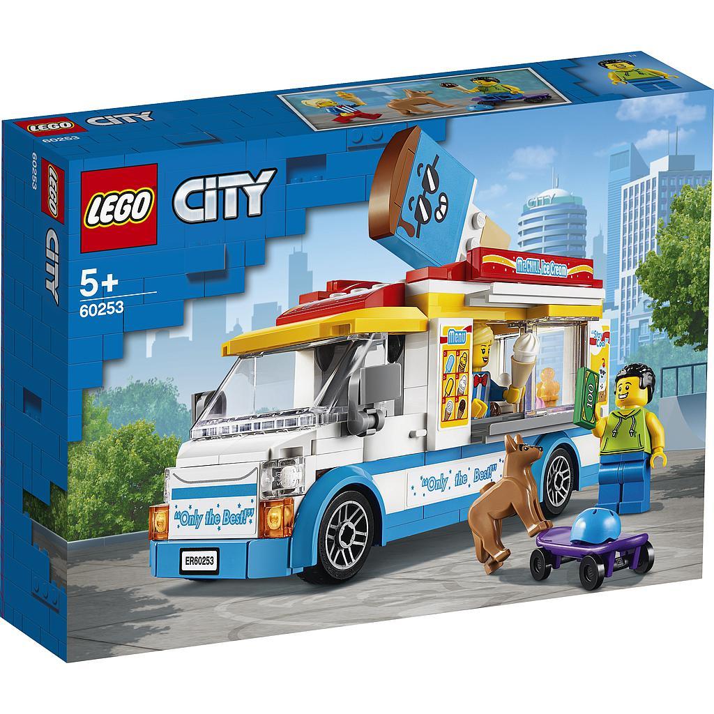 LEGO City Jä&au..