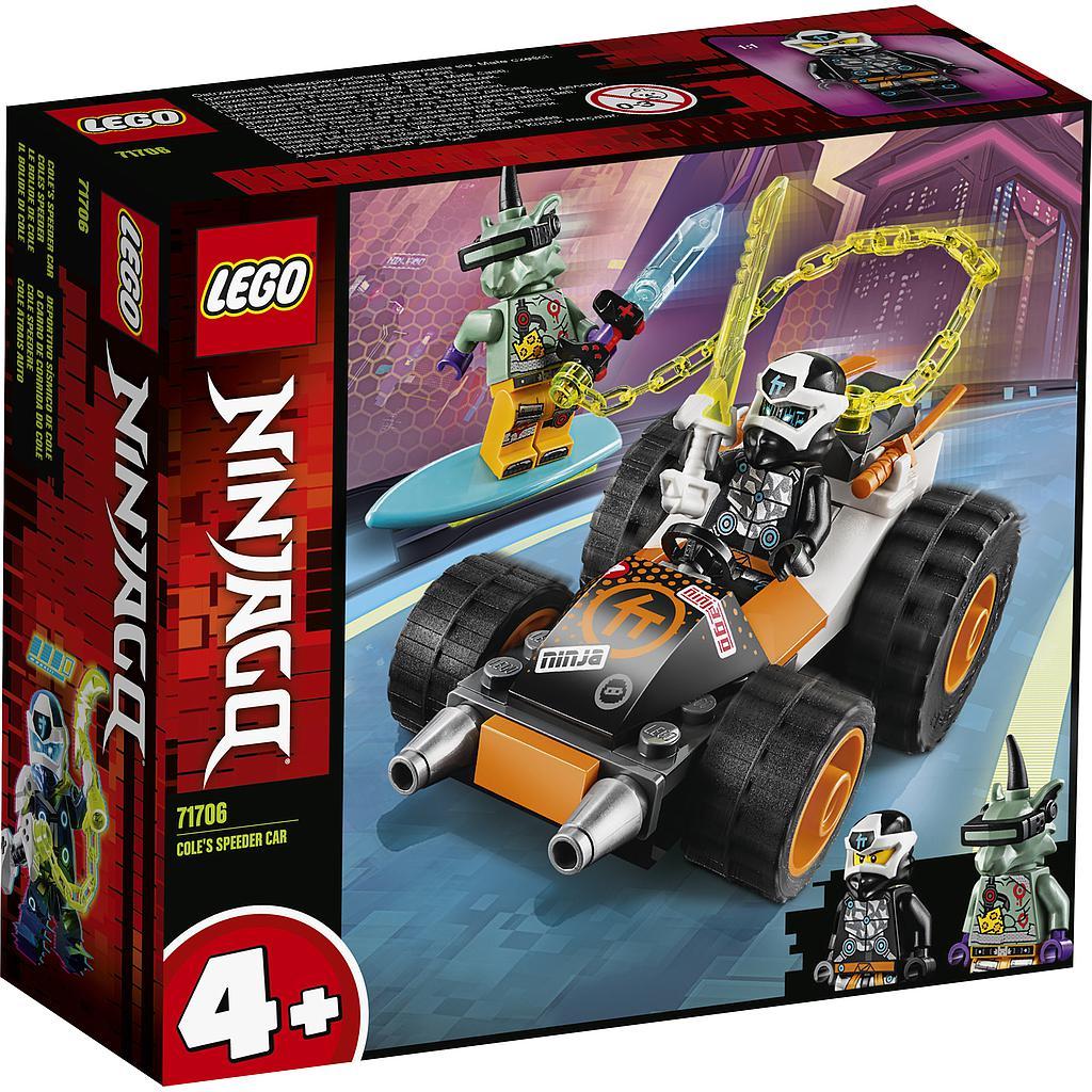 LEGO Ninjago Cole´i kiirauto