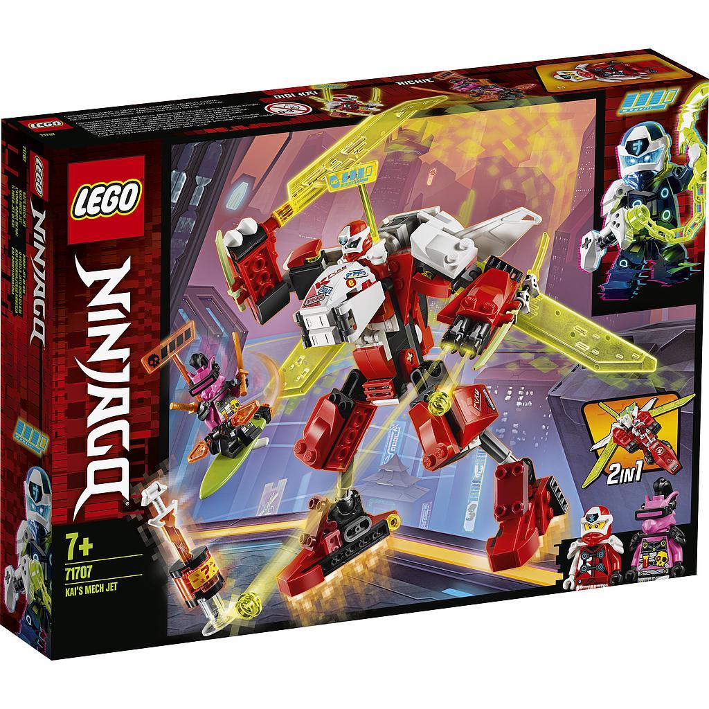 LEGO Ninjago Kai robotlennuk