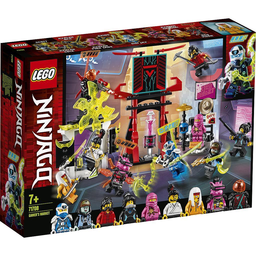 LEGO Ninjago Mänguturg