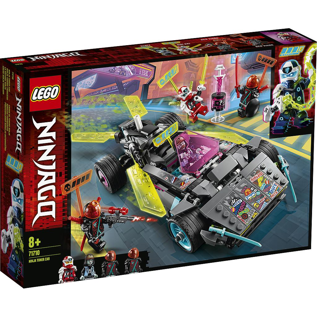 LEGO Ninjago Ninja hä&aum..