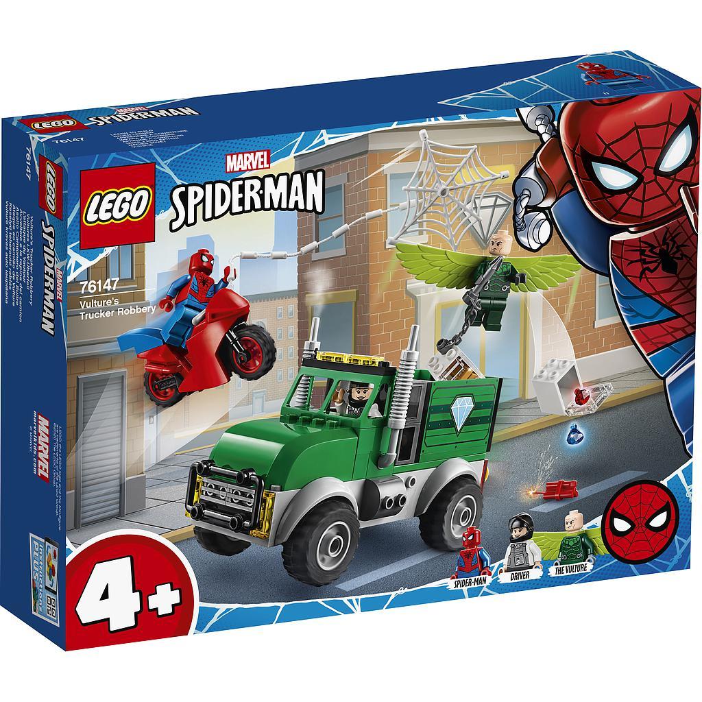 LEGO Super Heroees Vulture´i veokirööv