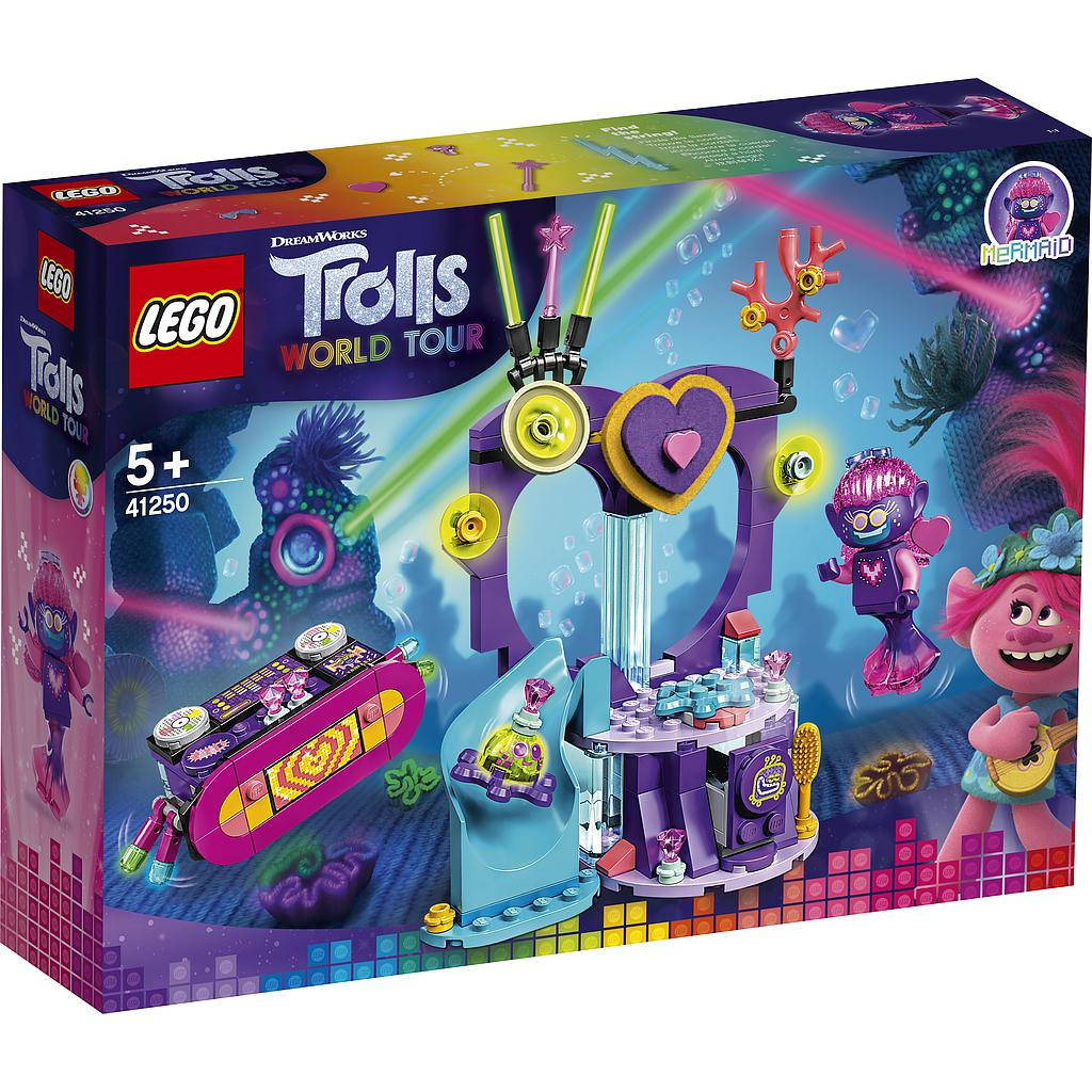 LEGO Trolls Tehnoriffi tantsupidu 41250
