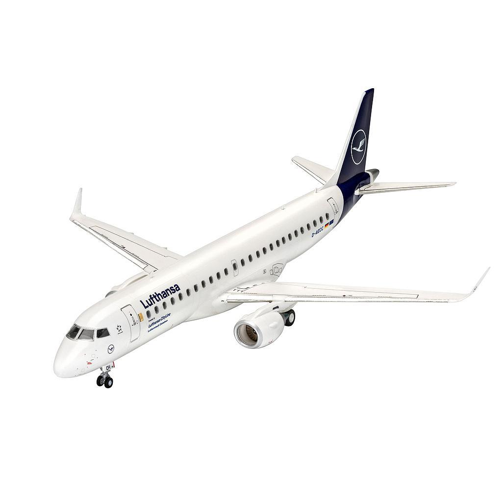 """Revell Embraer 190 Lufthansa """"New L.."""