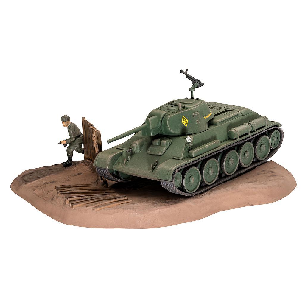 Revell T-34/76 Modell 1940 1:7..