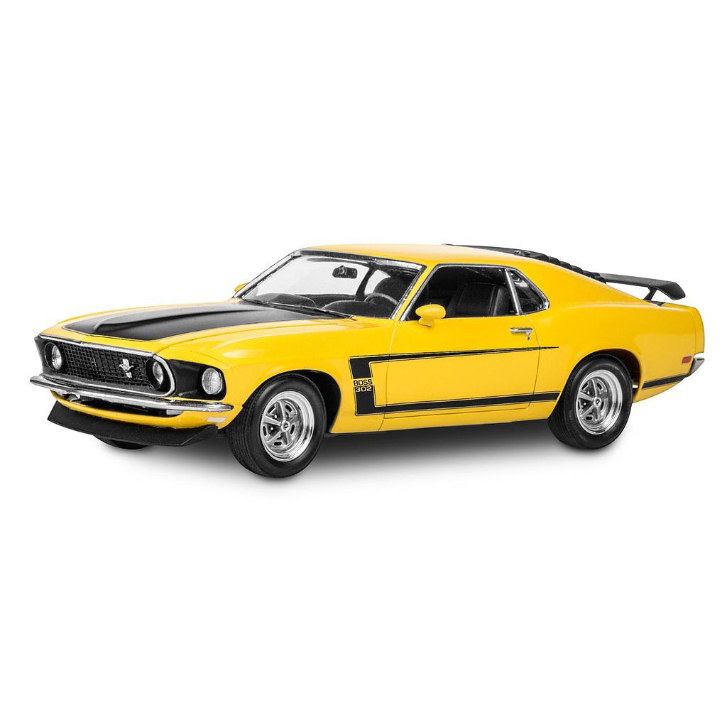 Revell 69 Boss 302 Mustang1:25