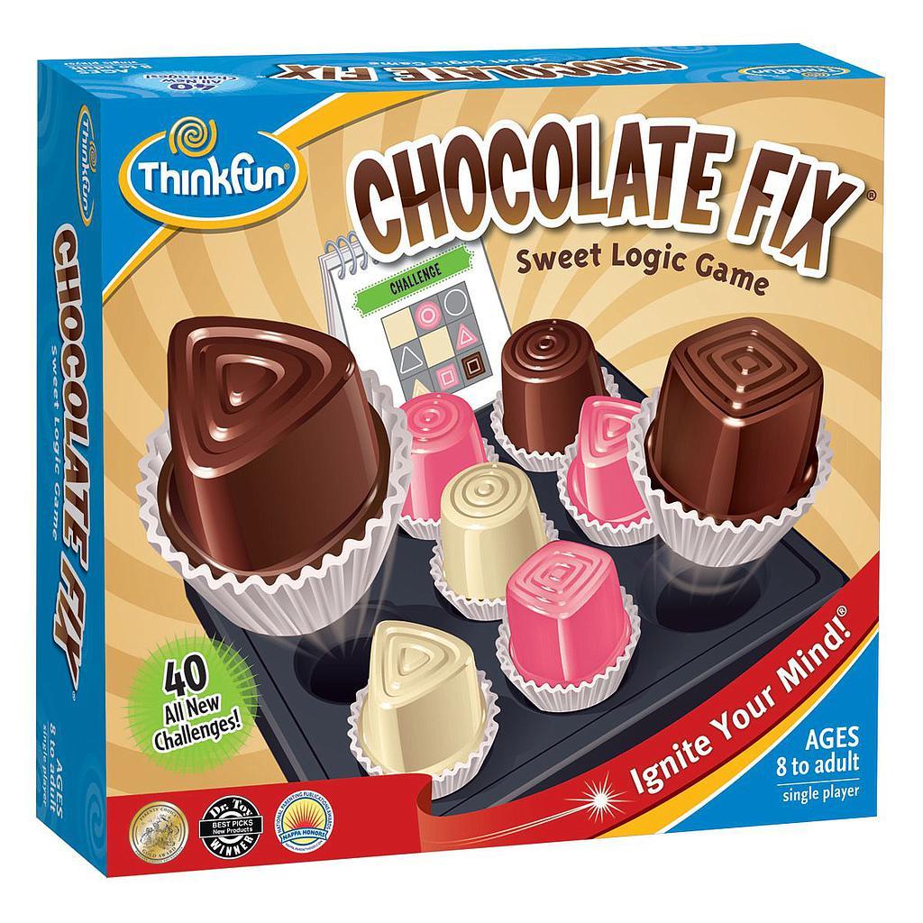 ThinkFun loogikamäng Šokolaadikarp