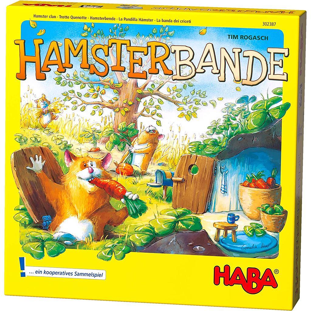 HABA lauamäng Hamstrite bande
