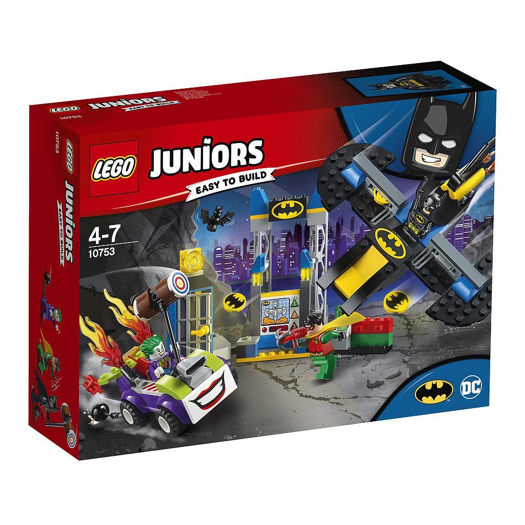 LEGO Juniors Jokker™-i Bat-koopa rünnak