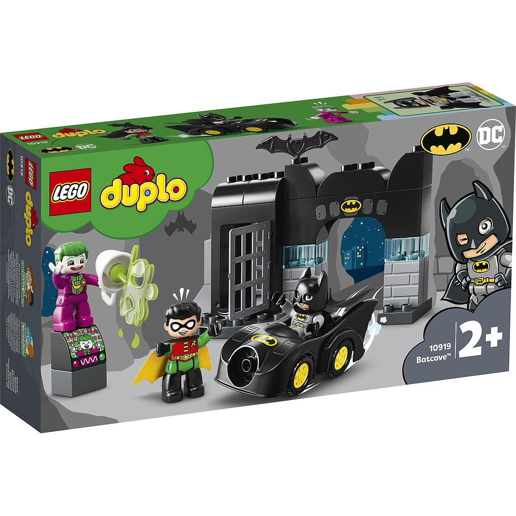 LEGO DUPLO Bat-koobas