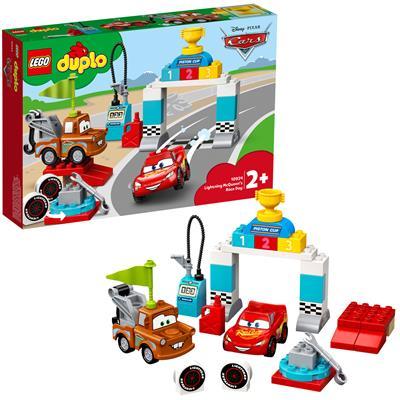 LEGO DUPLO Pikne McQueeni võidusõidupäev