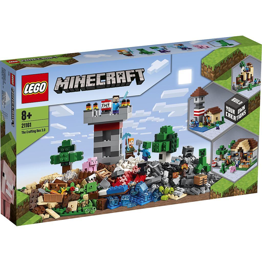 LEGO Minecraft Meisterdamisplo..