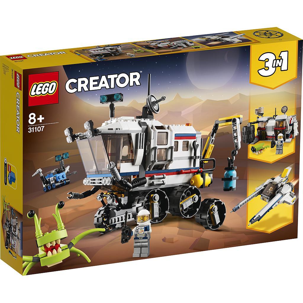 LEGO Creator Kosmoseuurimiskul..