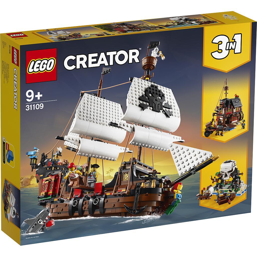 LEGO Creator Piraadihotell