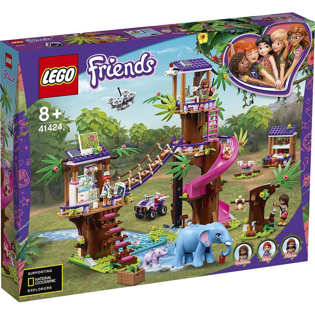 LEGO Friends Džungli pä&..