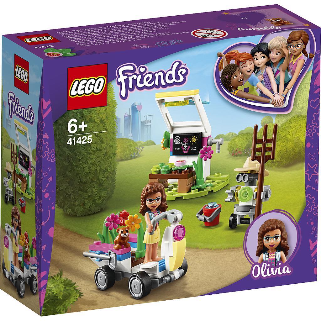 LEGO Friends Olivia lilleaed