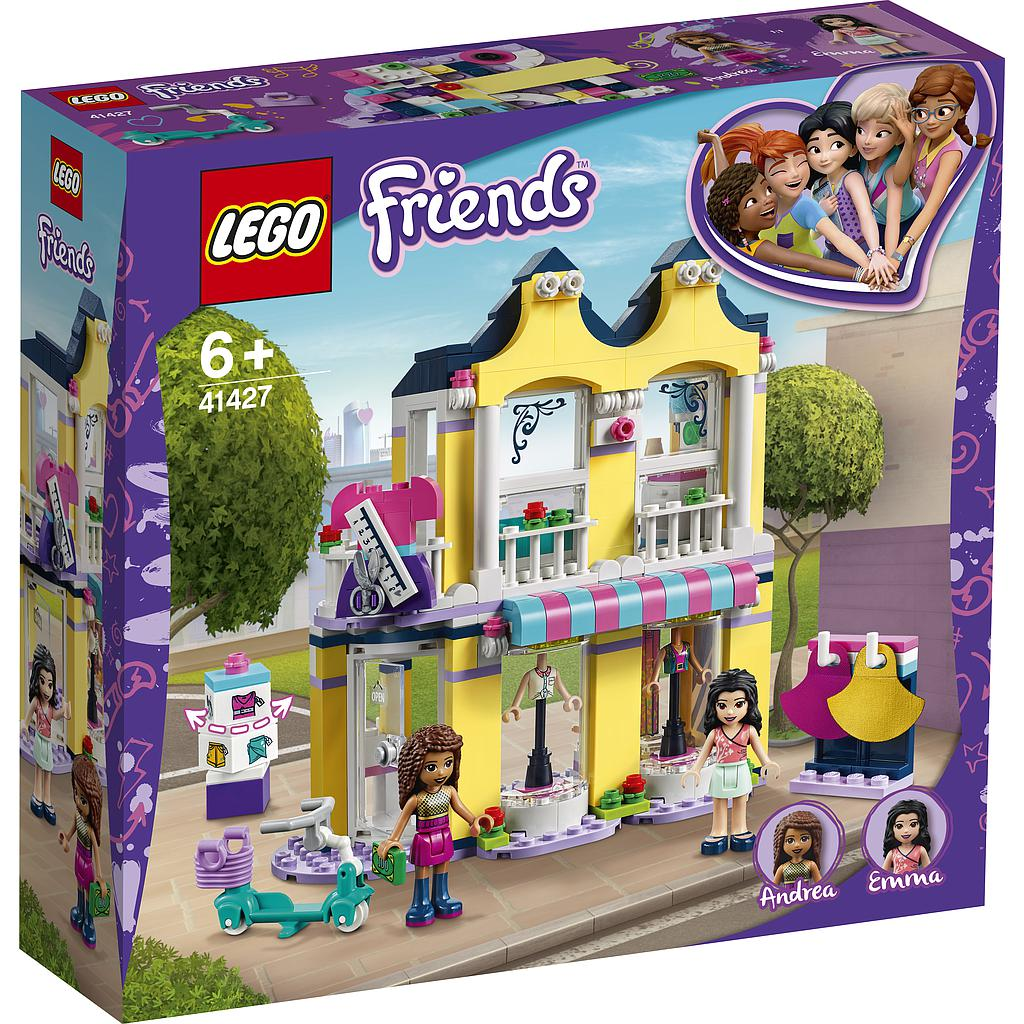LEGO Friends Emma moepood