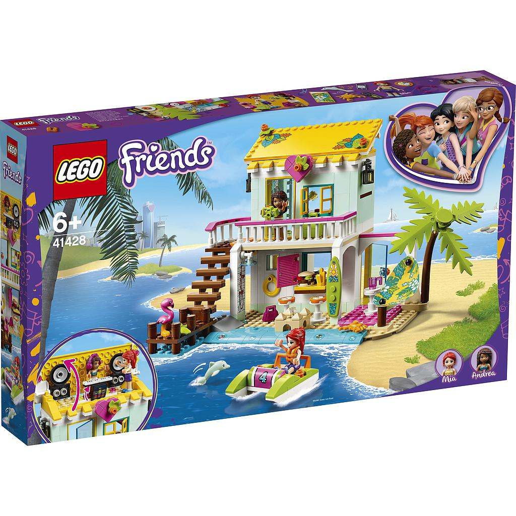 LEGO Friends Rannamaja