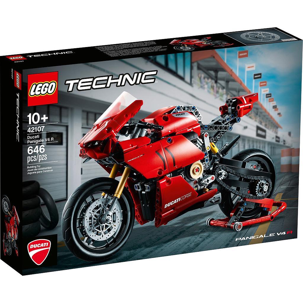 LEGO Technic Ducati Panigale V..