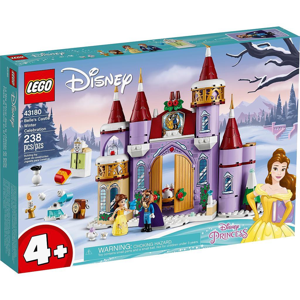 LEGO Disney Princess Talvepidu..