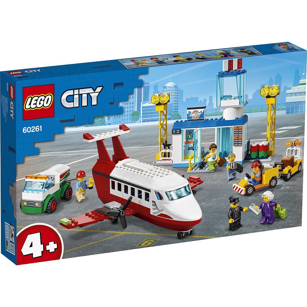 LEGO City Kesklennujaam