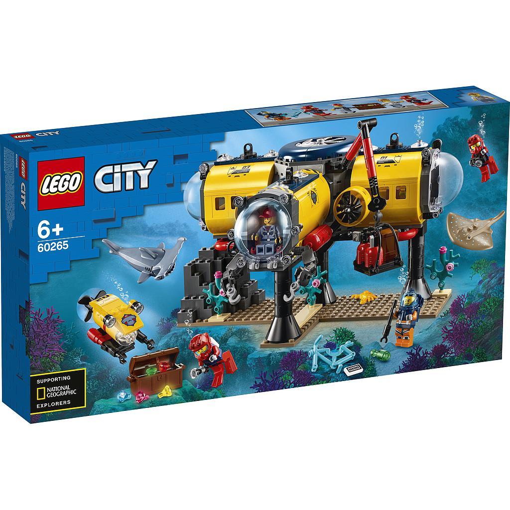 LEGO City Ookeani uu..