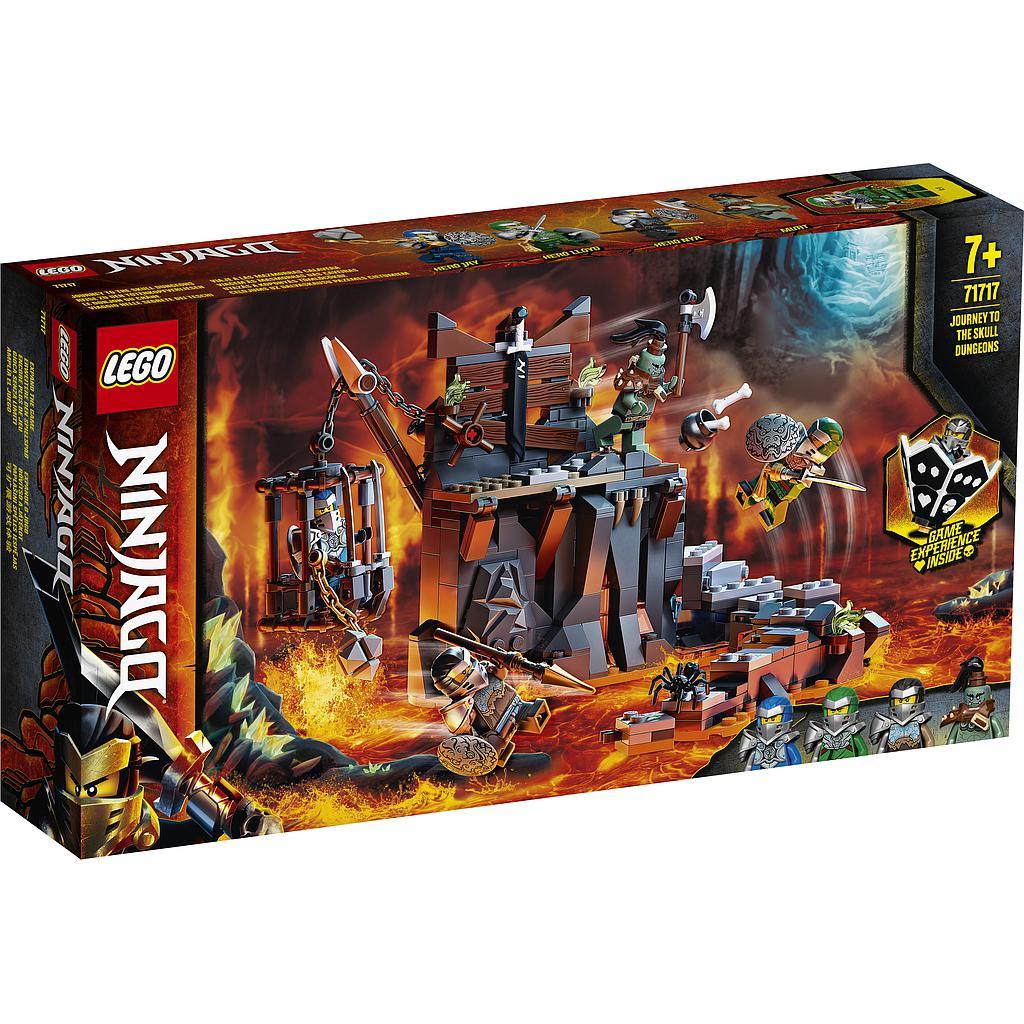 LEGO Ninjago Teekond kolbakoob..