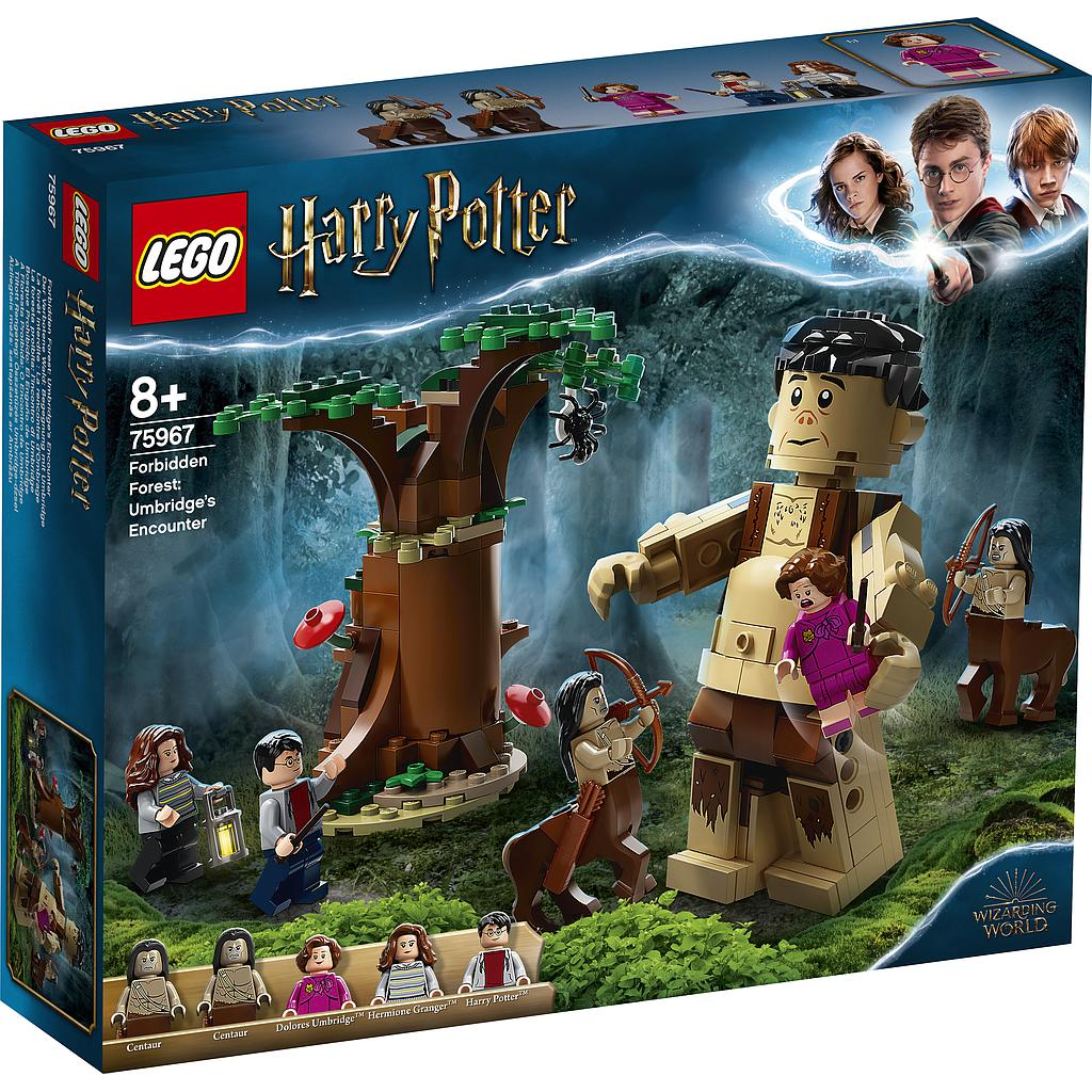 LEGO Harry Potter Keelatud mets:Umbridge´i p..
