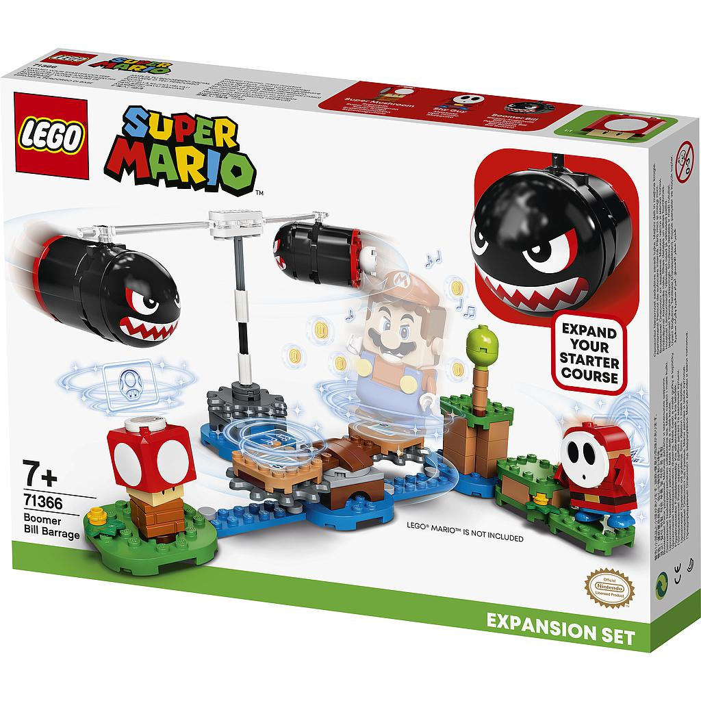 LEGO Super Mario Boomer Billi ..