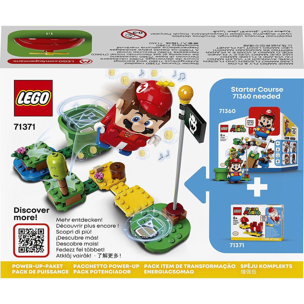 LEGO Super Mario Propeller-Mar..