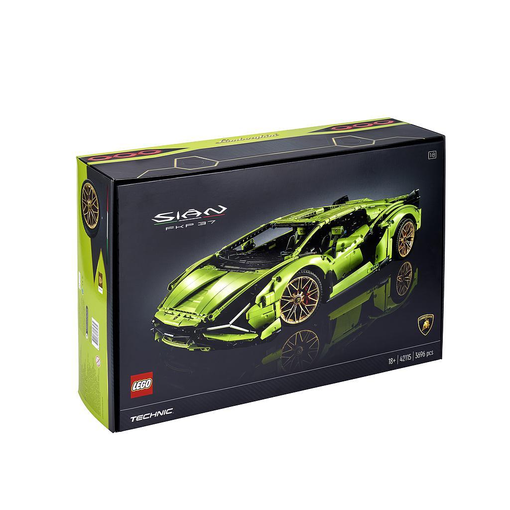 LEGO Technic Lamborghini Sia..
