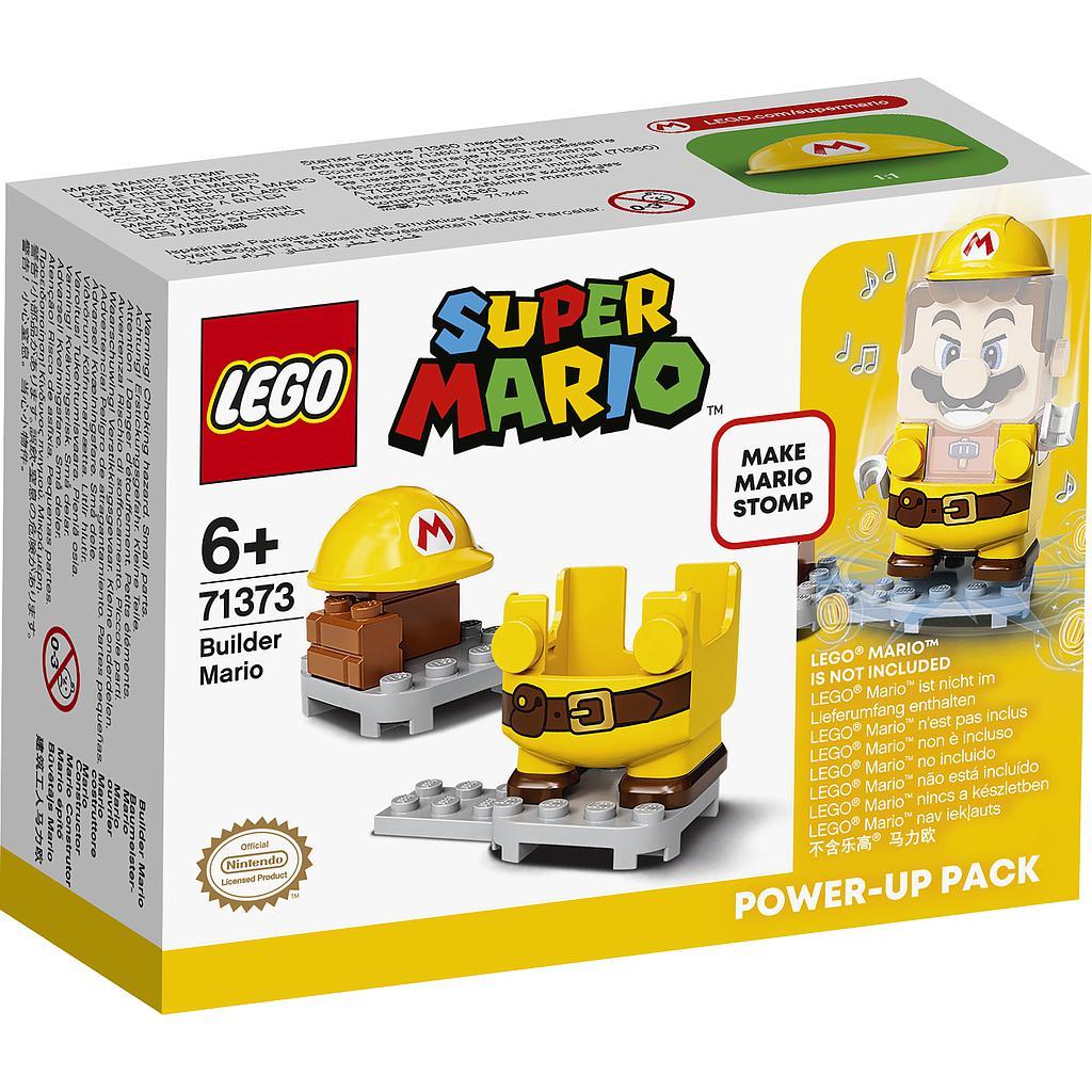 LEGO Super Mario Ehitaja-Mario..