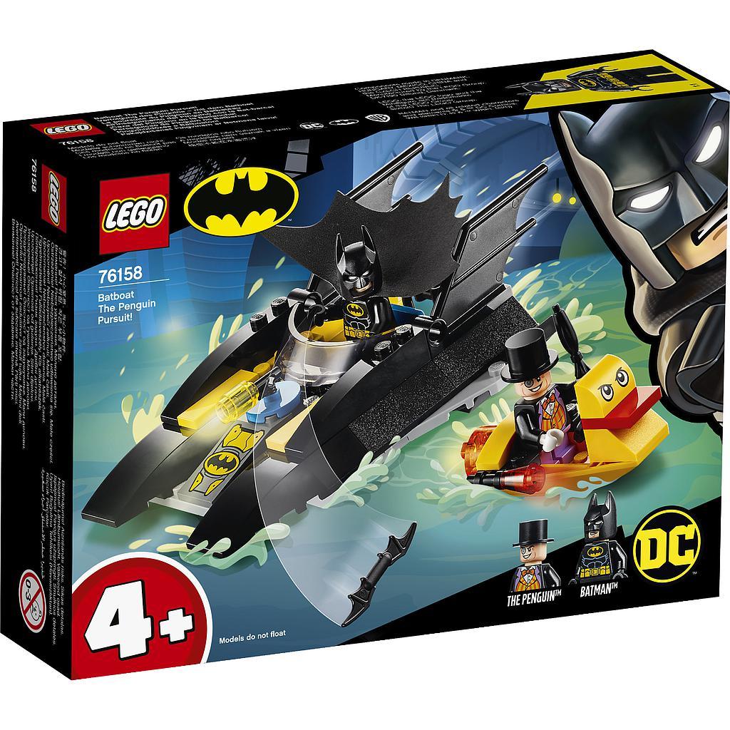 LEGO Super Heroes Paadiga ping..