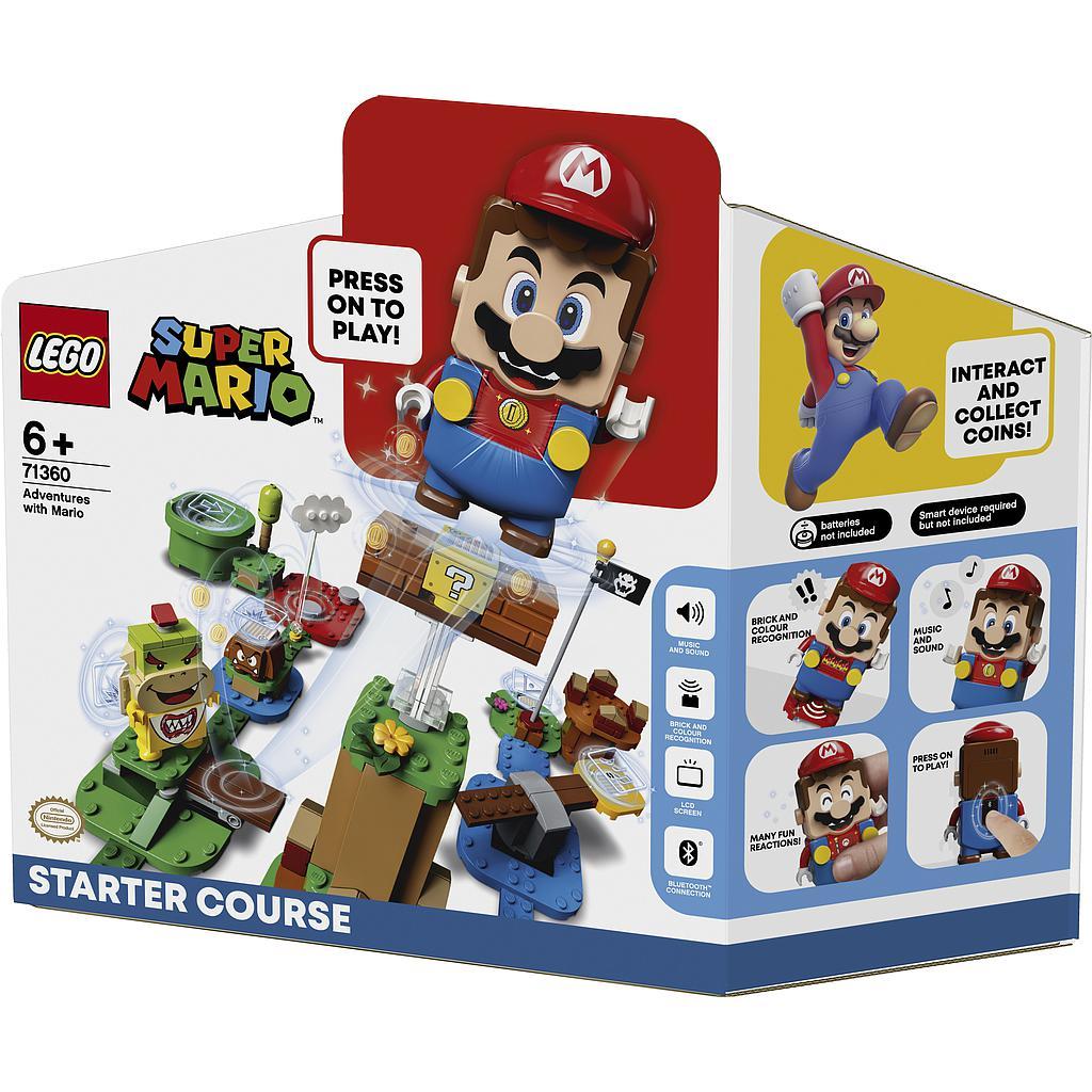 LEGO Super Mario Seikluste alustusrada