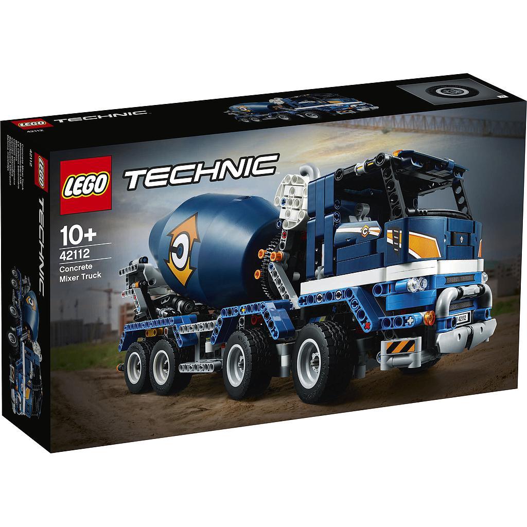 LEGO Technic Betooniauto