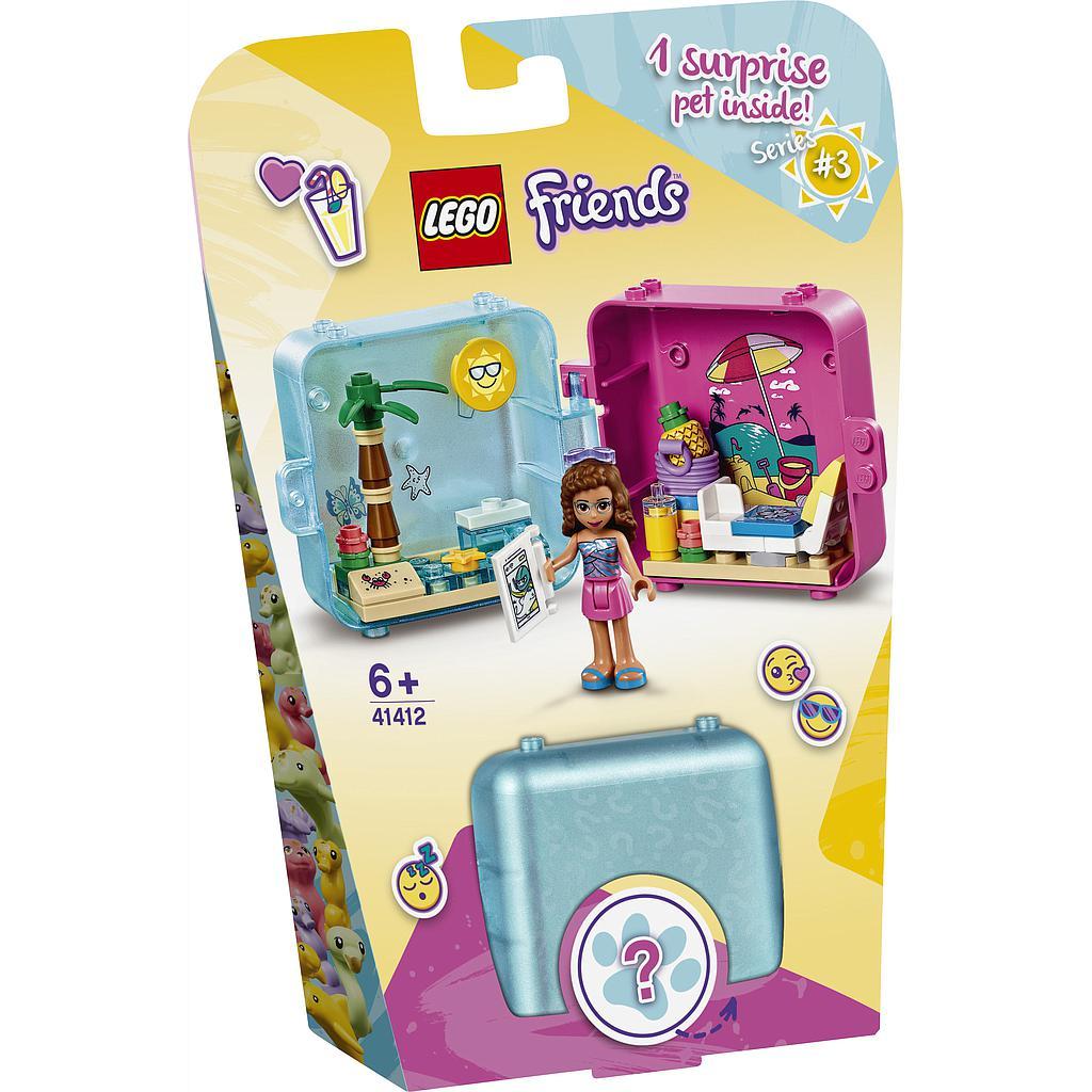 LEGO Freiends Olivia suvine mängukuubik