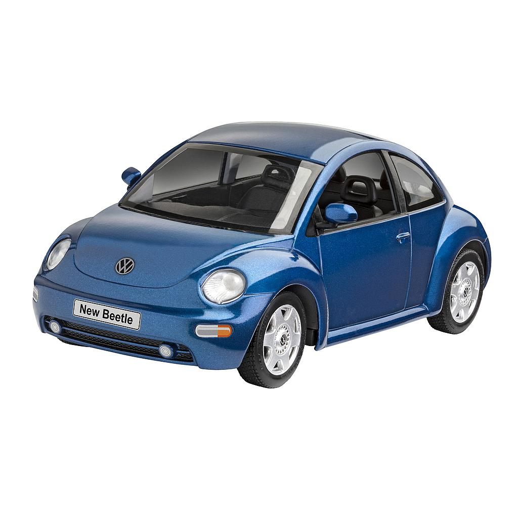 Revell Model Set VW New Beetle 1:24
