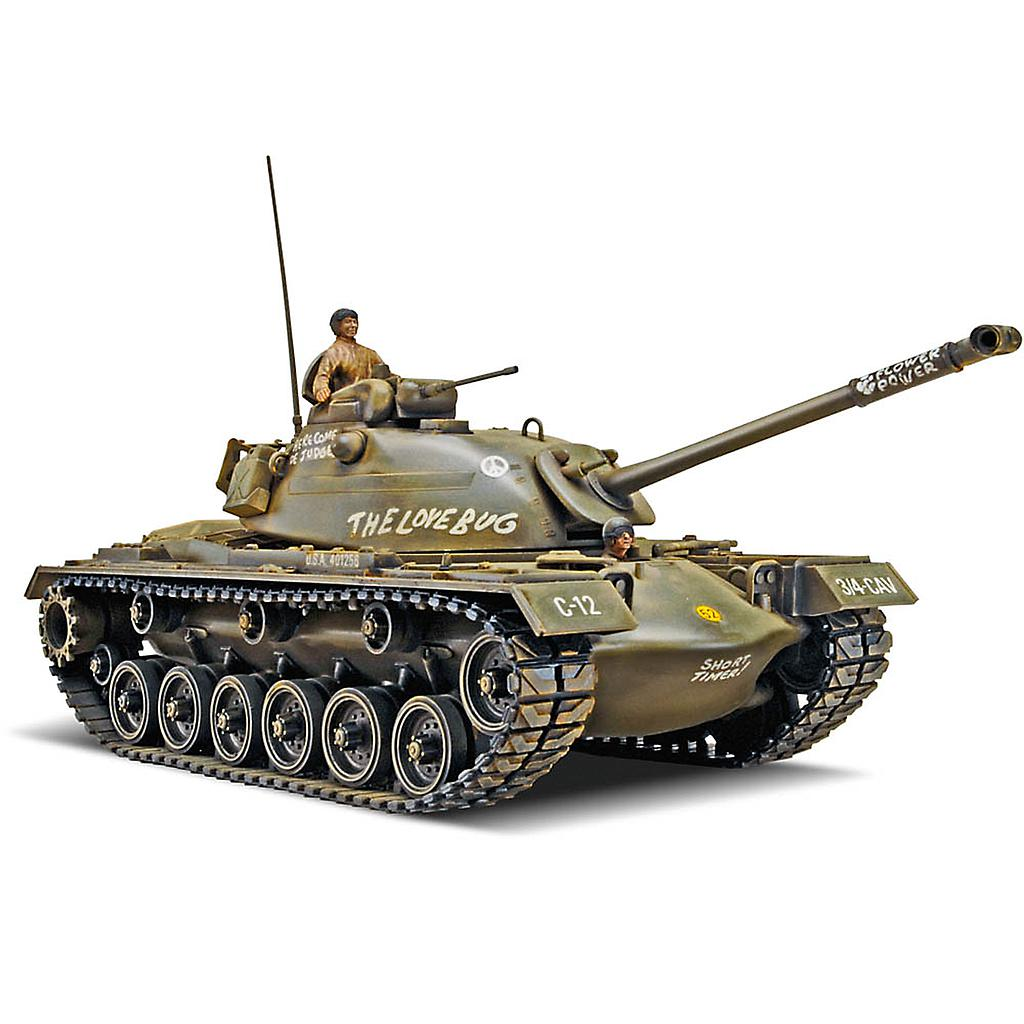 Revell  M-48 A-2 Patton Tank 1..