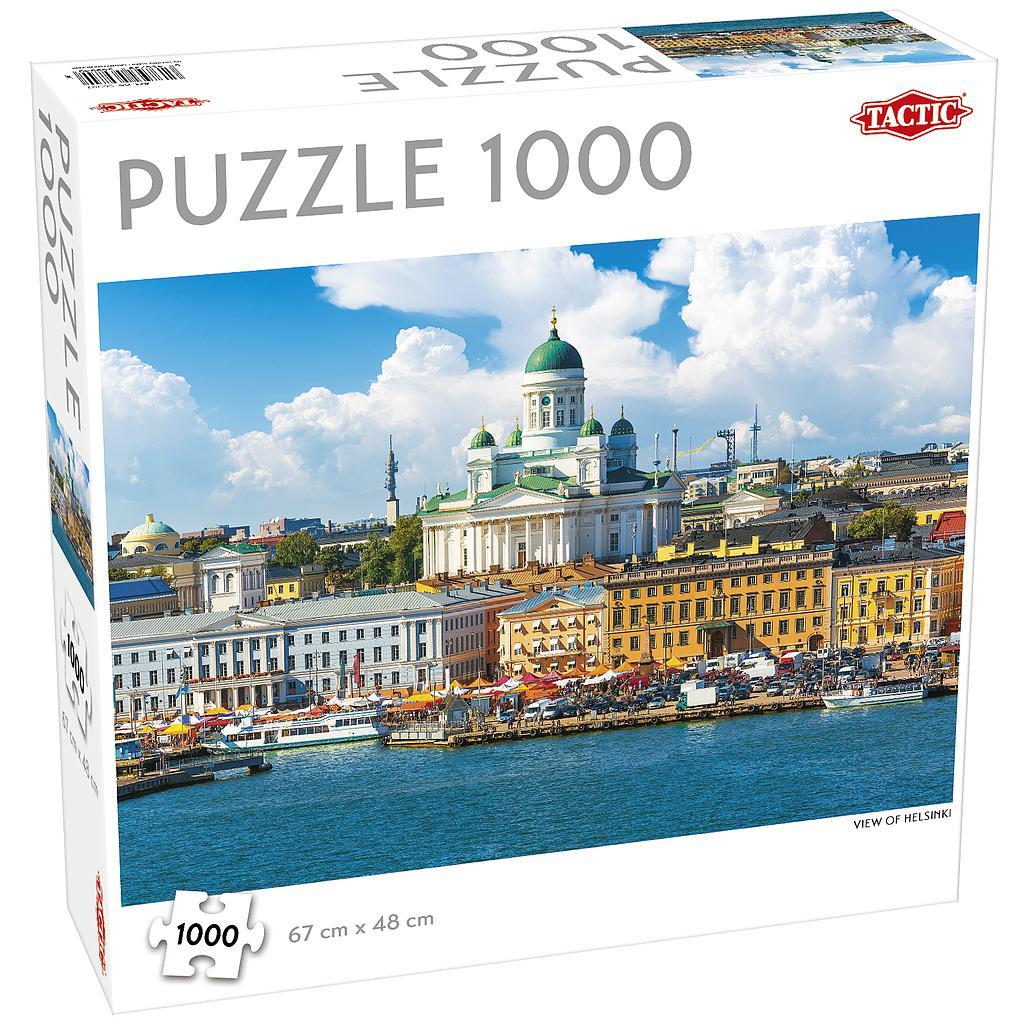 Tactic pusle 1000 tk Helsingi