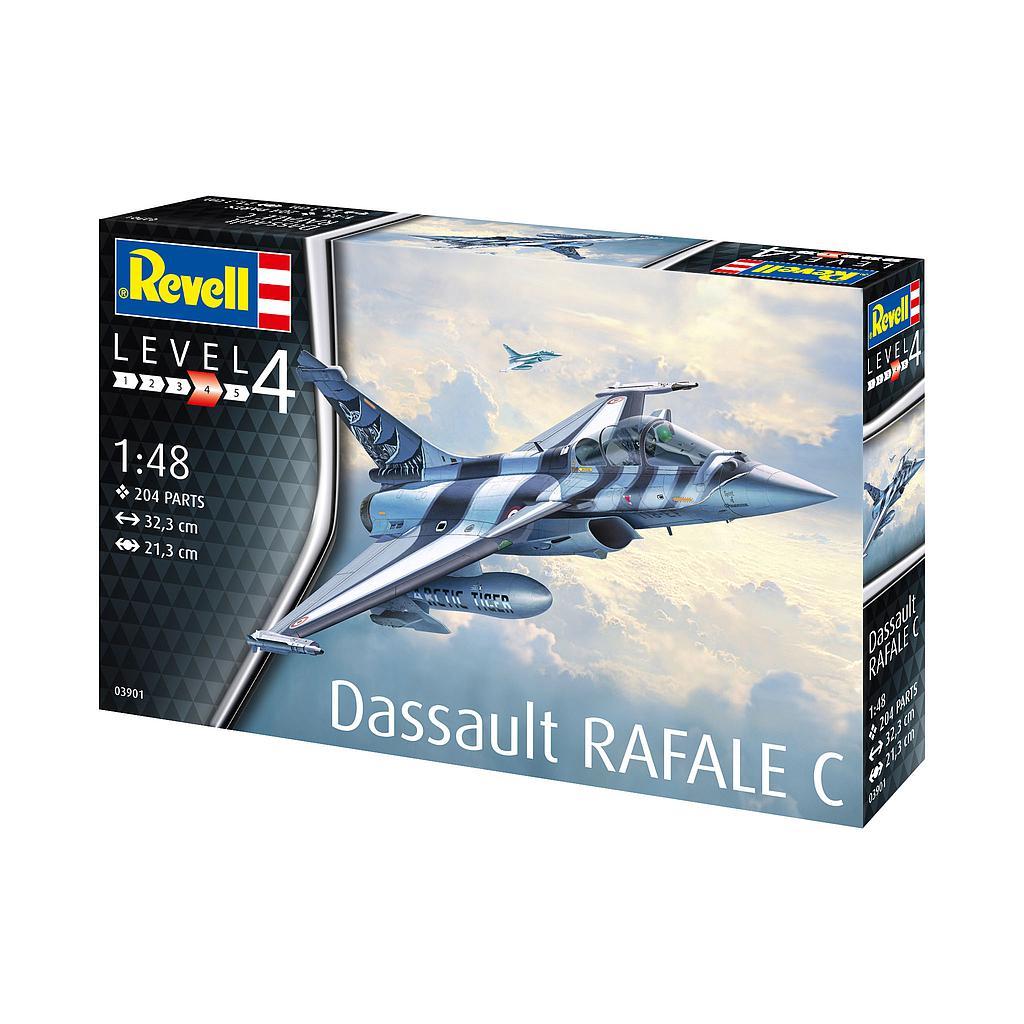 Revell Dassault Aviation Rafale C 1:48