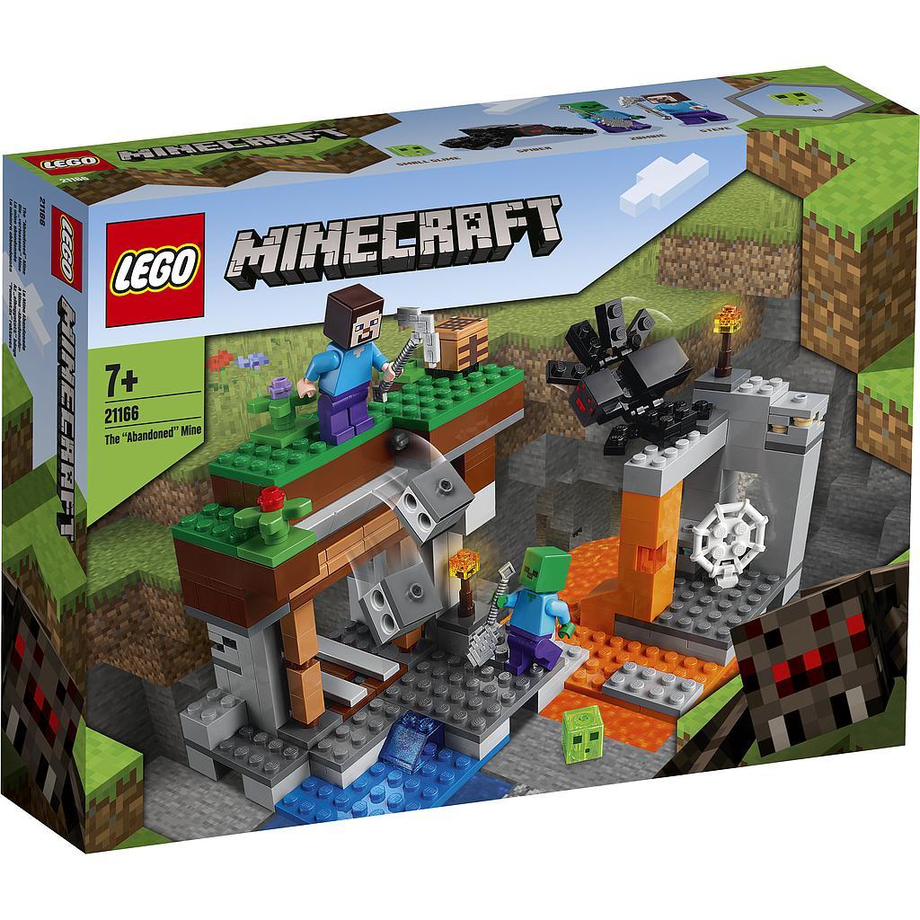 LEGO Minecraft Mahajäetud..