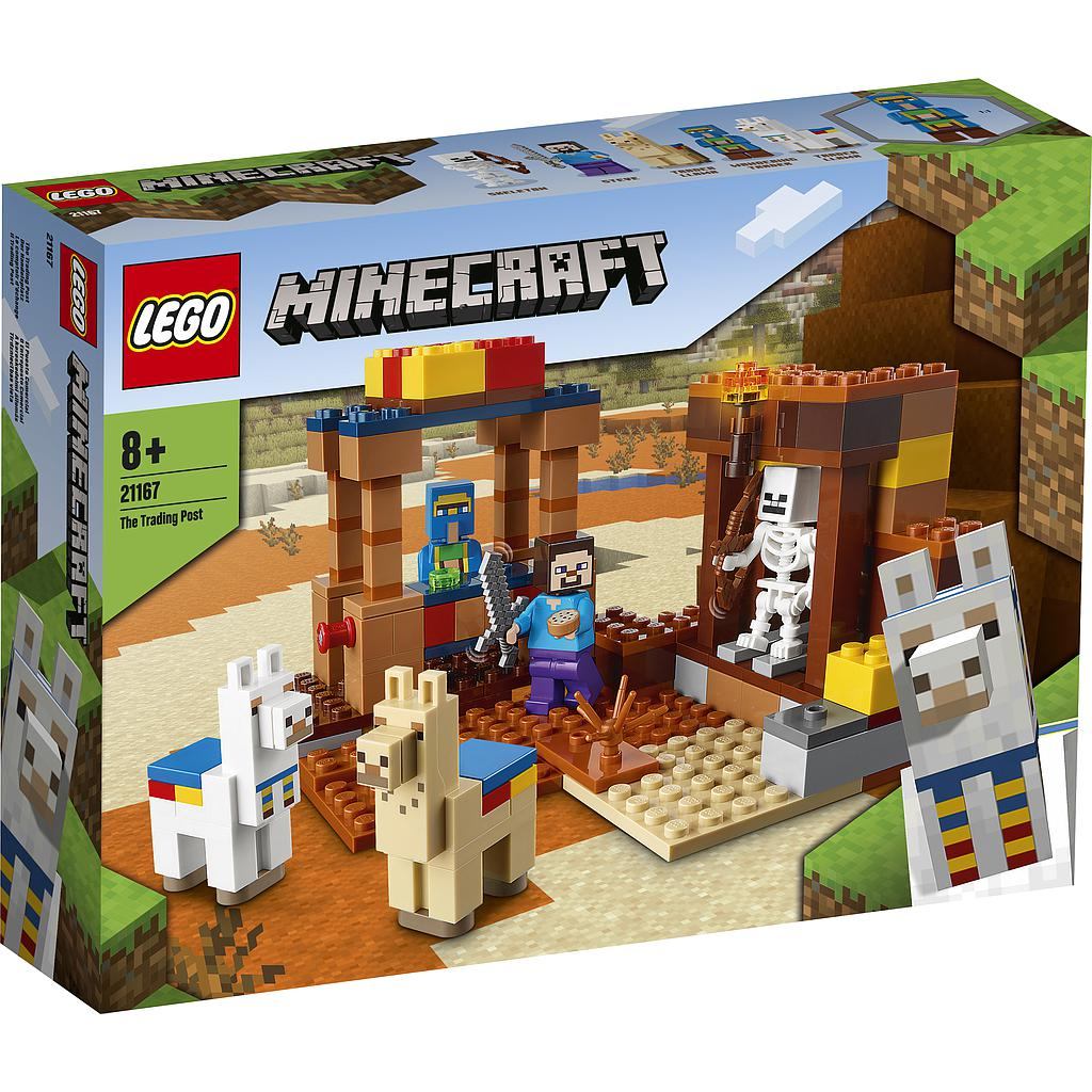 LEGO Minecraft Kauplemiskoht